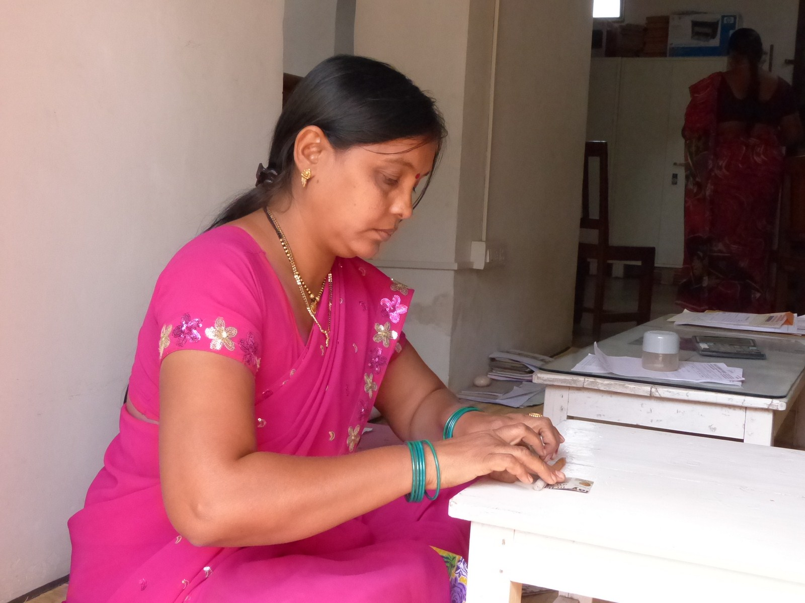 Coopératives féminines Inde 2016